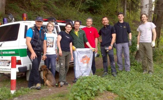 Die Bergrettung Wattens im Dienste der Gemeinschaft