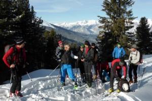 Sylvestertour 2013 zum Alpler Köpfl